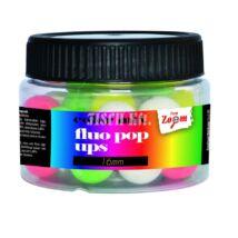 CARP ZOOM Fluo Pop Ups lebegő horogbojli mix, színes, 16mm, 50g