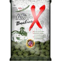 CARP ZOOM Act-X bojli, 28 mm, halas, hús, 800 g