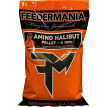 FEEDERMANIA pellet AMINO-HALIBUT 4mm