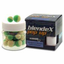 Haldorádó BlendeX Pop Up Method 8, 10 mm - Fokhagyma+Mandula