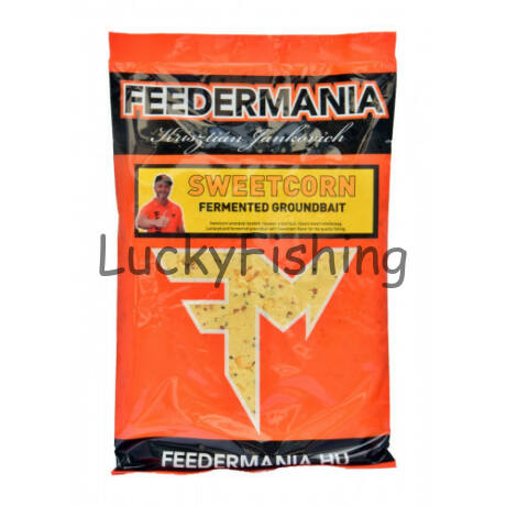 FEEDERMANIA etetőanyag Fermented Sweet corn