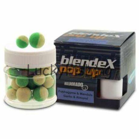 Haldorádó BlendeX Pop Up Big Carps 12, 14 mm - Fokhagyma+Mandula
