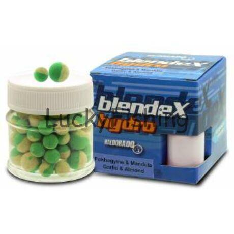 Haldorádó BlendeX Hydro Method 8,10mm - Fokhagyma+Mandula