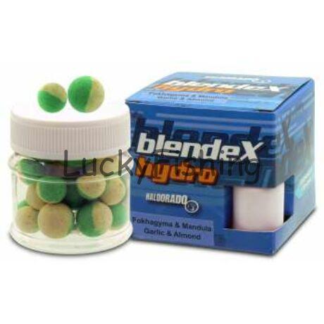 Haldorádó BlendeX Hydro Method 12,14mm - Fokhagyma+Mandula
