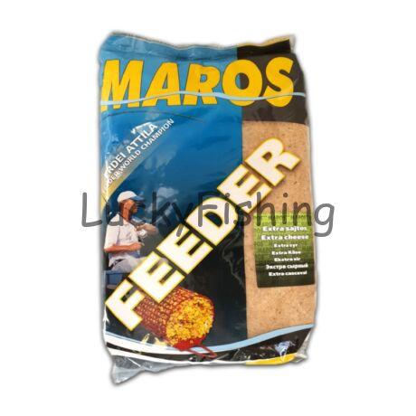 Maros FEEDER etetőanyag - Hidegvizi Extra ponty 1kg